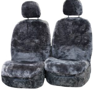 Gold 30MM Size 30 With Separate Head Rests 6 Star Airbag Compatible Mid Grey