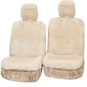 Gold 30MM Size 30 With Separate Head Rests 6 Star Airbag Compatible Off White