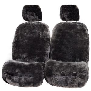 Platinum 35MM Size 30 With Separate Head Rests 6 Star Airbag Compatible Graphite