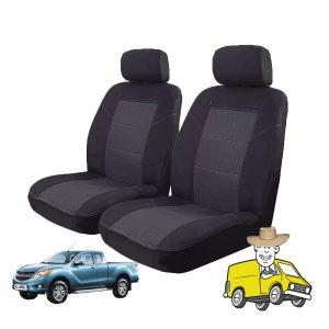 Esteem Fabric Seat Cover to Suit Mazda BT50 Single Cab