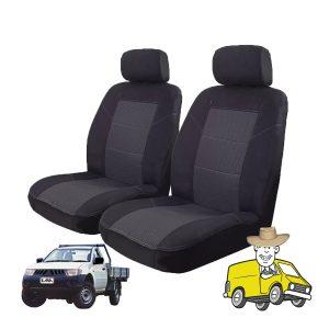 Esteem Fabric Seat Cover to Suit Mitsubishi Triton Single Cab ML