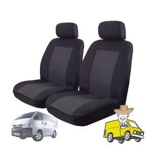 Esteem Fabric Seat Cover to Suit Toyota Hiace 2005