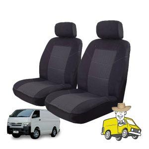 Esteem Fabric Seat Cover to Suit Toyota Hiace 2014