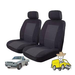 Esteem Fabric Seat Cover to Suit Toyota Hilux Single Cab 1997