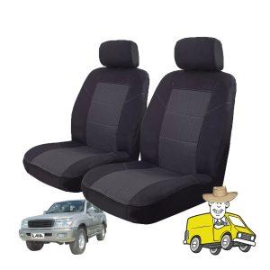 Esteem Fabric Seat Cover to Suit Toyota Landcruiser Wagon 100 Series