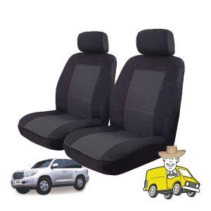 Esteem Fabric Seat Cover to Suit Toyota Landcruiser Wagon 200 Series