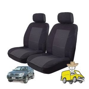 Esteem Fabric Seat Cover to Suit Toyota Prado Wagon 120 Series