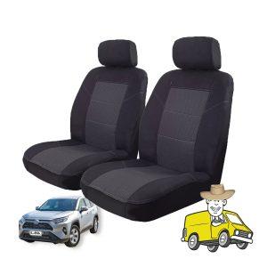 Esteem Fabric Seat Cover to Suit Toyota RAV 4 Wagon GX 2019