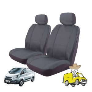 Outback Canvas Seat Cover to Suit Ford Transit Custom VN VO