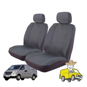 Outback Canvas Seat Cover to Suit Hyundai iLoad Van