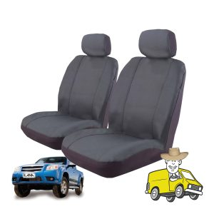 Outback Canvas Seat Cover to Suit Mazda BT50 Single Cab UN DX