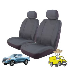 Outback Canvas Seat Cover to Suit Mazda BT50 Single Cab UP