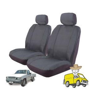 Outback Canvas Seat Cover to Suit Toyota Hilux Single Cab 1997